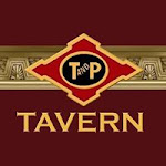 Logo for T & P Tavern