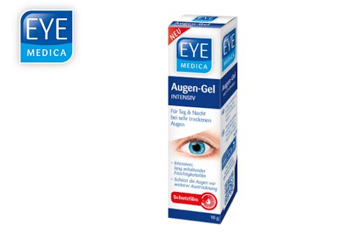 Bild für Cashback-Angebot: EyeMedica® Augen-Gel INTENSIV - Eyemedica®