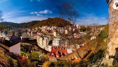 Photo: Sady Jeanna de Caro - Karlovy Vary