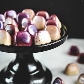 Cassis Blackcurrant Chocolate.