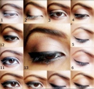 Download Eyeshadow Tutorial For PC Windows and Mac apk screenshot 10