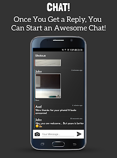 Shotous: Random Chat & Friends- screenshot thumbnail