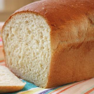 Easy White Bread.