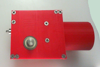 Photo: Here a top-view of the completed Super Worm, now ready for deployment!