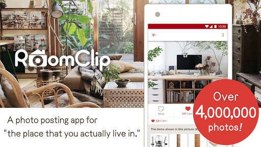 RoomClip Interior PhotoSharing Apk 1