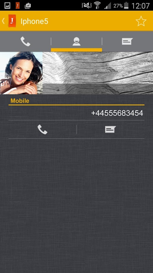 Join Express VoIP Softphone- screenshot