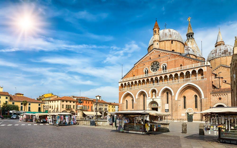 que ver y hacer en Padua