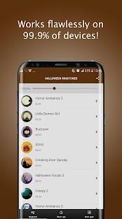 Halloween Klingeltöne Gratis Screenshot