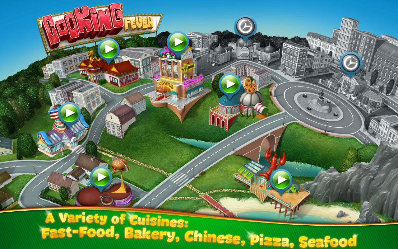 cooking fever casino 3 diamanten