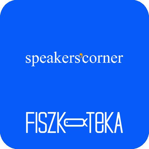 Fiszkoteka Speakers' Corner 教育 App LOGO-APP開箱王