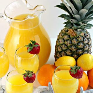 Citrus Sunshine Punch