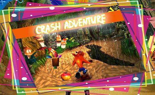 The Huge Adventure - Crash Warped - náhled