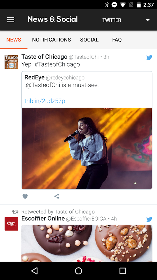 Taste of Chicago 2017- screenshot