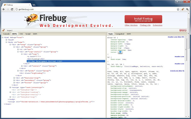 جوجل كروم _bugfire