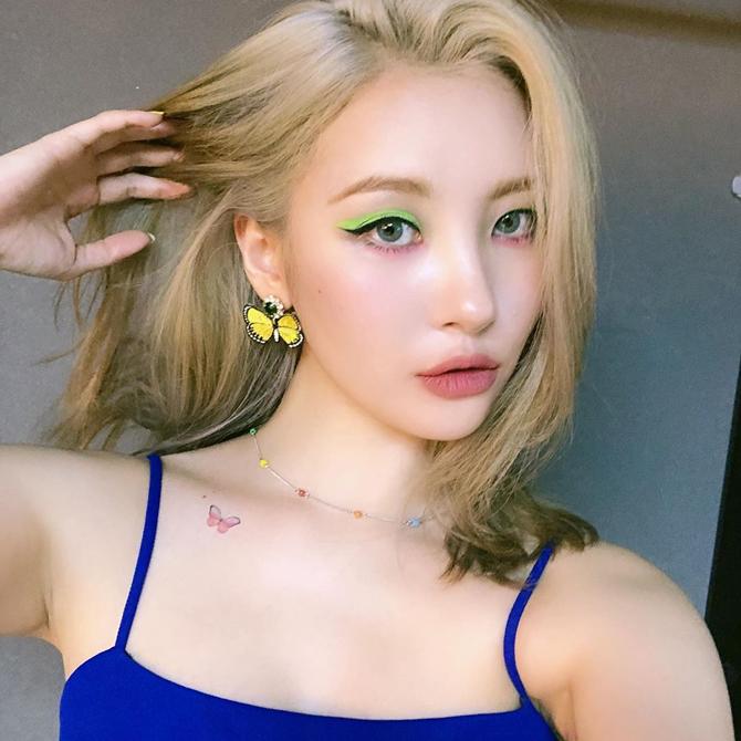 sunmi makeup 17