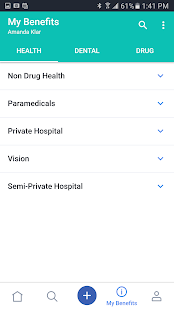 Symbility Health Mobile Claims- screenshot thumbnail