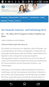 Schmerz- und Palliativtag 2016 screenshot 0