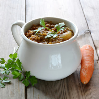 Heavenly Garden Soup for the World.