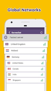 Unlimited Free VPN Monster – Fast Secure VPN Proxy App Download For Android 3