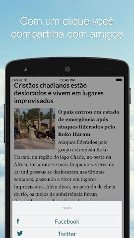 android Spacenews - Notícias Screenshot 4