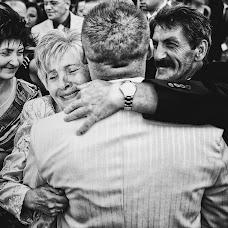 Wedding photographer Magdalena Sobieska (saveadream). Photo of 11.05.2018