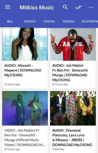 Download Mtikiso Music APK latest version App by Mtikiso for
