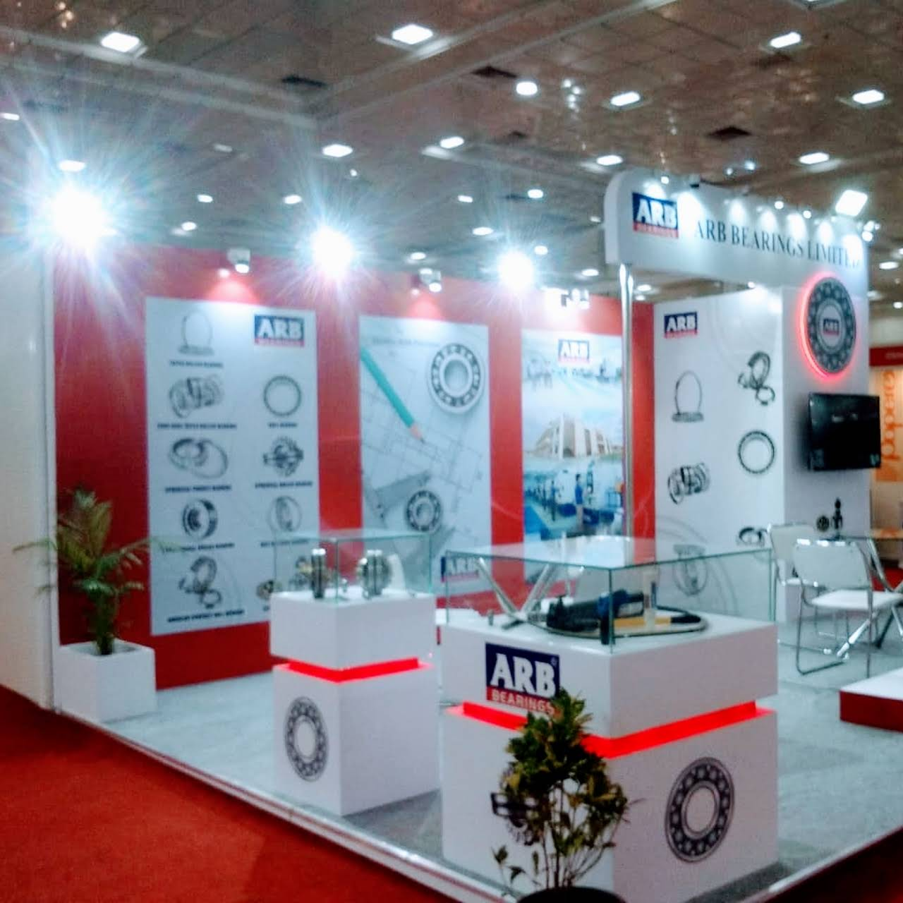 Exhibition Stall Manufacturer In Chennai : Innovate expo services exhibition stall fabricators in chennai