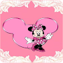 Pink Minnie Wallpaper APK icon