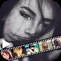Slideshow Photo icon
