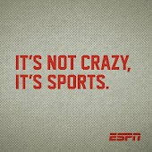 It's Not Crazy It's Sports