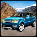 4x4 Range Rover icon