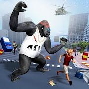 Gorilla Rampage: Monster Kong Smash City