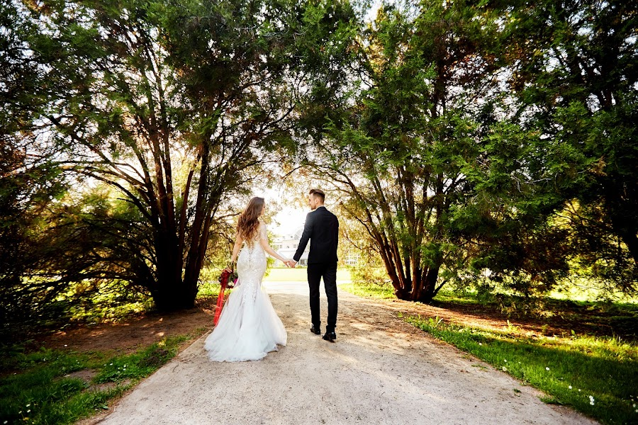 Bryllupsfotograf Alisa Pugacheva (Pugacheva). Foto fra 31.07.2017