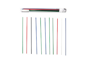 PLA Strands for 3D Pen Variety Pack 40 Strands - 3.00mm