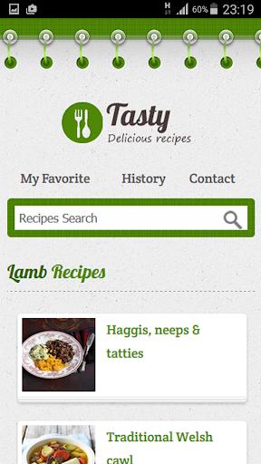 Lamb Recipe