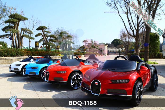 Xe hơi điện cho bé Bugatti BDQ-1188 2