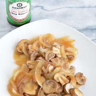 Vidalia Onion With Mushrooms Recipes