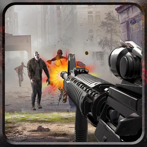 動作App|ゾンビ 生き残ります 戦争 射撃 LOGO-3C達人阿輝的APP