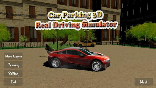 Car Parking 3D Real Driving Simulator 1.8 screenshots 1