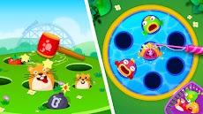 知育ゲームランド-BabyBus クリスマス遊園地ごっこのおすすめ画像5