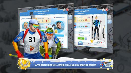 Biathlon Mania captures d'u00e9cran 2