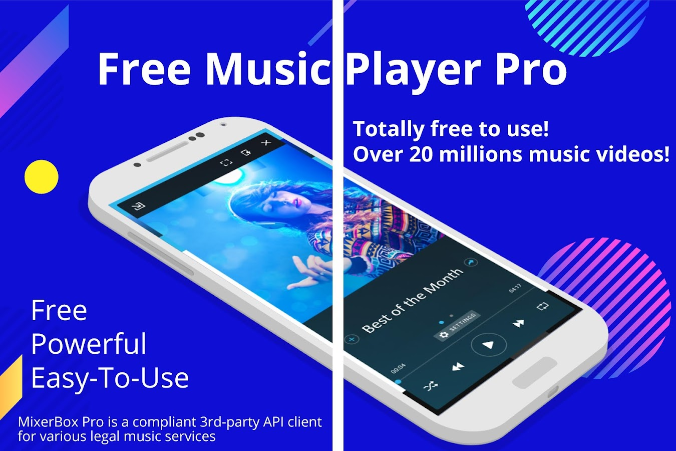 (Download Now) Free Music MP3 Player PRO- screenshot