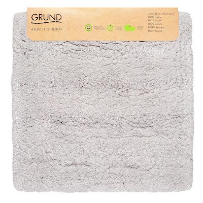Коврик для туалета Grund Navona серый 60х60 см