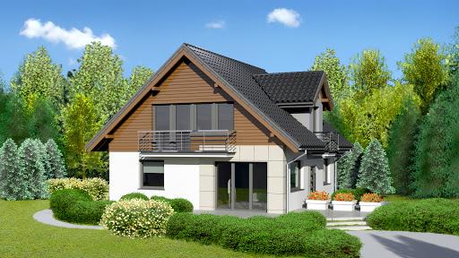 projekt Dom przy Wiosennej