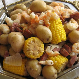 Low Country Boil In One Pot