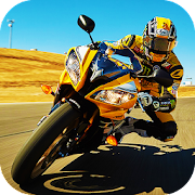 Speed Moto GP Traffic Rider  Icon