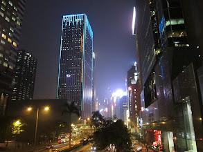 Photo: Bright lights at night
