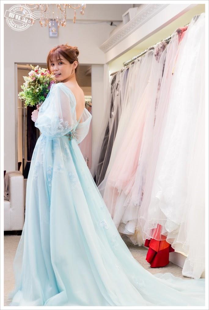 聖羅雅婚紗宴會服冰雪奇緣