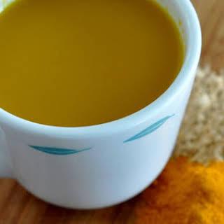 Turmeric-Ginger Tea.