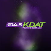 104.5 KDAT - Today's Best Mix - Cedar Rapids